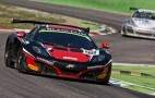 Six McLaren 12C GT3s Competing In 2014 Spa 24 Hours
