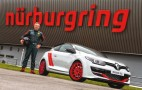 Renault Mégane RS 275 Trophy R sets record 7:54.36 FWD 'Ring time