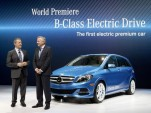 2014 Mercedes-Benz B Class Electric Drive