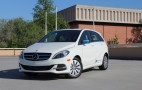 2014 Mercedes-Benz B-Class Electric Car: 87 Miles Range, 84 MPGe
