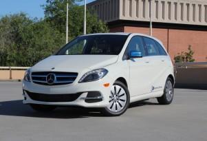 2014 Mercedes-Benz B-Class Electric Drive: First Drive