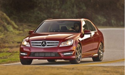 2014 Mercedes-Benz C Class Photos