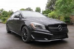 2014 Mercedes-Benz CLA 250: Gas Mileage Review Of Compact Luxury Sedan