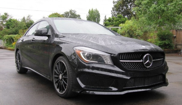 2014 mercedes benz cla 250 gas mileage review of compact for Mercedes benz cla 350