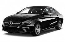 2014 Mercedes-Benz CLA Class 4-door Sedan CLA250 FWD Angular Front Exterior View