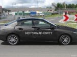 2014 Mercedes-Benz CLA Class spy shots
