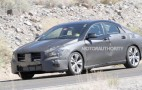 2014 Mercedes-Benz CLA Class Spy Video