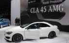 2014 Mercedes-Benz CLA45 AMG: New York Auto Show Live Photos