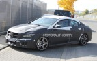 2014 Mercedes-Benz CLA45 AMG Spy Shots