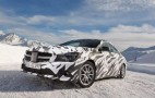 2014 Mercedes-Benz CLA45 AMG Teased In New Photos And Video