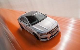 Want To Get Your Hands On A 2014 Mercedes-Benz CLA? You'd Better Act Fast