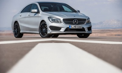 2014 Mercedes-Benz CLA Class Photos