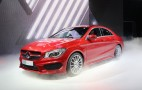 2014 Mercedes-Benz CLA: 2013 Detroit Auto Show