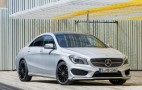 30 Days of the Mercedes CLA: Vs. The Competition