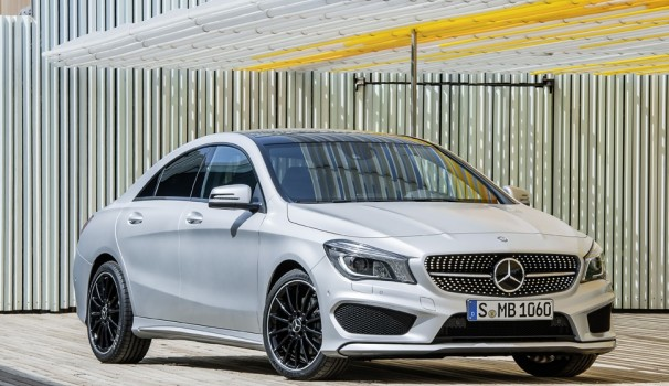 30 days of the mercedes cla vs the competition for Mercedes benz cla 350