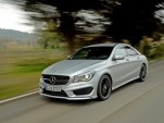 Geneva Motor Showdown: Mercedes-Benz, CLA Pick A Fight With Audi, BMW