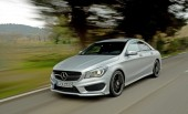 2014 Mercedes-Benz CLA Pictures