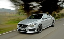 2014 Mercedes-Benz CLA Photos