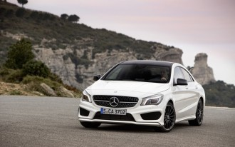 30 Days of the Mercedes CLA: Gas Mileage