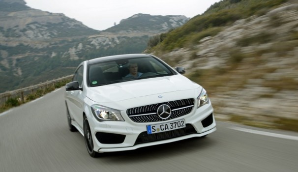 30 days of the mercedes cla gas mileage for Mercedes benz cla 350