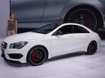 2014 Mercedes-Benz CLA45 AMG