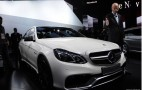 2014 Mercedes-Benz E63 AMG Live Photos: 2013 Detroit Auto Show