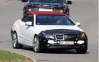 2014 Mercedes-Benz E Class Cabriolet Spy Shots