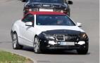 2014 Mercedes-Benz E Class Cabriolet Spy Shots