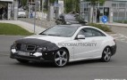2014 Mercedes-Benz E Class Coupe Facelift Spy Shots