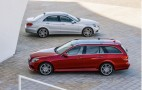 2014 Mercedes-Benz E Class Sedan & Wagon Preview
