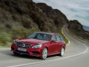 2014 Mercedes-Benz E Class 4-Door Sedan E550 Sport 4MATIC