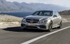 2014 Mercedes-Benz E63 AMG: Now With Standard 4Matic And New S-Model