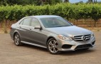 2014 Mercedes-Benz E250 BlueTec: First Drive