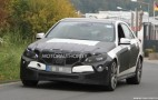 2014 Mercedes-Benz E63 AMG Spy Shots