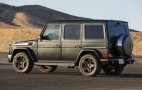 Mercedes-Benz G-Class Overhaul Coming In 2017: Report