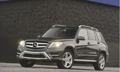 2014 Mercedes-Benz GLK Class Photos
