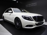 2014 Mercedes-Benz S Class, live photos from unveiling in Hamburg