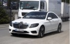 2014 Mercedes-Benz S-Class Revealed In New Spy Shots