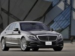 2015 Mercedes-Benz S500 Plug-In Hybrid