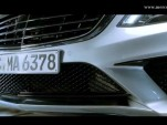2014 Mercedes-Benz S63 AMG teaser