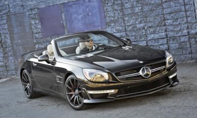 2014 Mercedes-Benz SL Class Photos