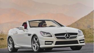 2014 Mercedes-Benz SLK-Class (SLK250)