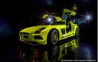 Fans Nominate AMG Afterglow As Name Of AMG's Latest Bespoke Paint