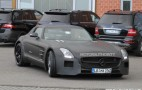 Mercedes-Benz Prepping SLS AMG Black Series Roadster?