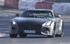 2014 Mercedes-Benz SLS AMG Black Series Spy Video