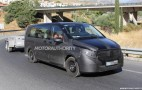 Mercedes V-Class MPV May Land In U.S. Showrooms: Report