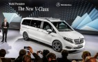 2014 Mercedes-Benz V-Class Revealed: Video