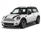 2014 MINI Cooper Clubman 2-door Coupe Angular Front Exterior View