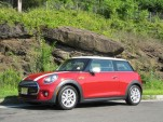 2014 MINI Cooper: Gas Mileage Review With 3-Cyl Engine + Manual