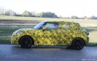 2014 MINI Cooper S Five-Door Spy Shots